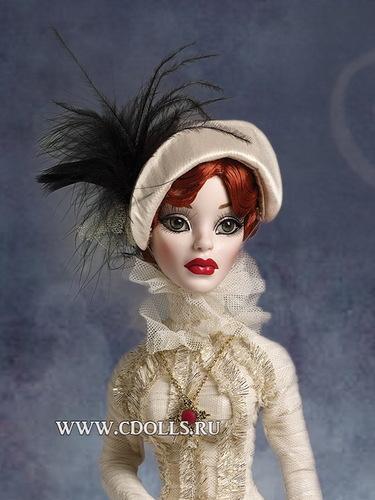 Парнилла Гэстли, парижская кузина Эванджелин Гэстли от Роберта Тоннера