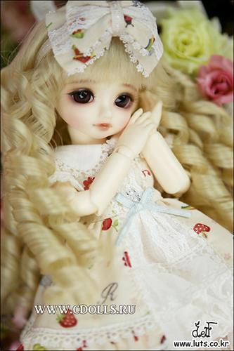 Куклы бжд фирмы LUTS – очаровательные милашки