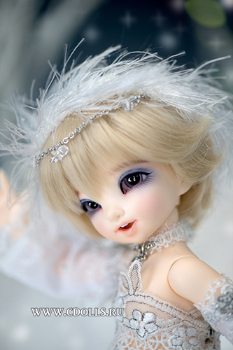 Видеообзор куклы бжд ЛиттлФи Рени от Фейриленд