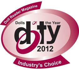 Международные престижные награды в индустрии кукол DOTY Award и DOLL Award of Excellence