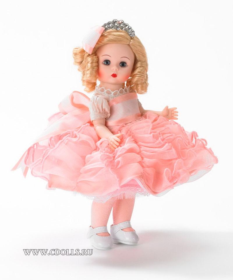 Анонс юбилейной коллекции кукол в честь 90-летия компании Madame Alexander