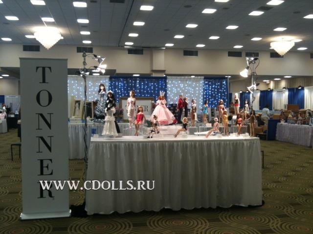 Ежегодные выставки кукол за рубежом и в столицах России