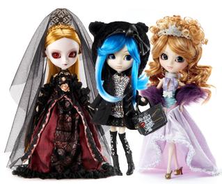 Шарнирная кукла Пуллип – корейская коллекционная fashion-кукла