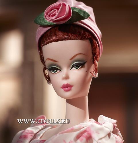 Silkstone Barbie – Барби в стиле ретро-гламур
