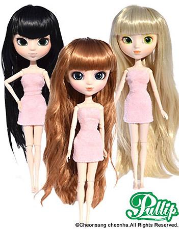Базовые куклы Пуллип в наличие в нашем магазине!