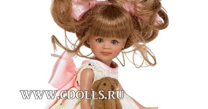 Из чего делаются куклы? Часть 3