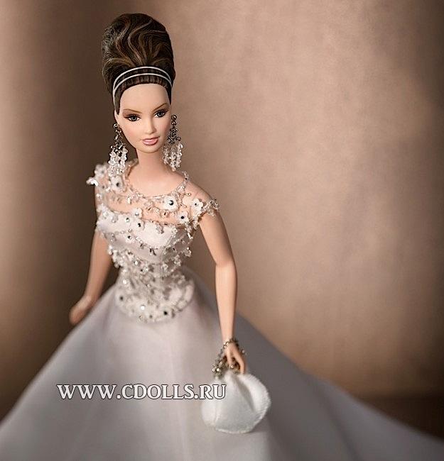 Коллекция лучших свадебных нарядов куклы Барби