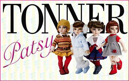 Очаровательная кукла-ребенок Patsy Effanbee от Тоннер