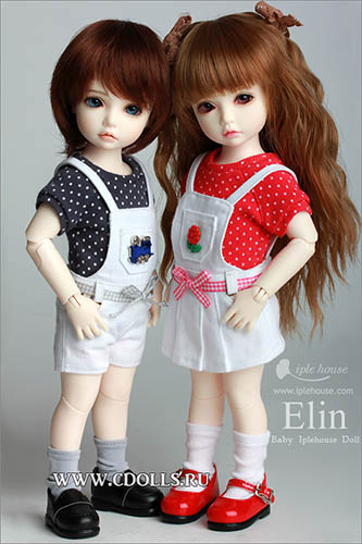 Колоритные БЖД куклы дети BID от Иплхаус (Iplehouse)