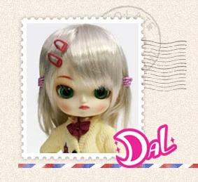 Кукла Дал яркая и выразительная младшая сестра Таянга