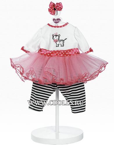 Новинки от Адора: одежда для кукол 51 см