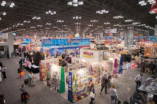 Самое интересное с выставок игрушек в Нью-Йорке и Нюрнберге