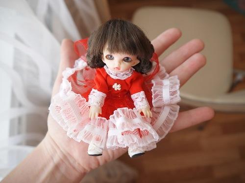 Фотографии куклы бжд ПукиПуки Дарджилинг от компании Фейриленд / Fairyland