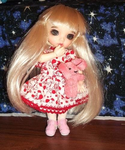 Фотографии куклы бжд ПукиФи Ваниль от компании Фейриленд / Fairyland