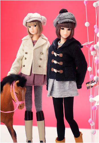 Новинки: куклы Момоко / Momoko