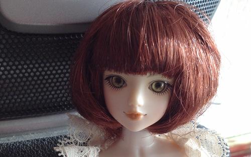 Фотографии куклы Джей Долл Галерея Сент-Юбер / J-Doll