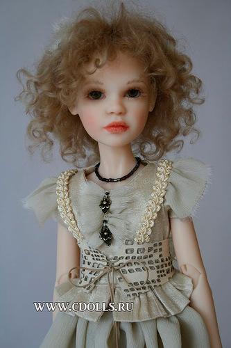 Долгожданная новая коллекция кукол от Заверушински 2014