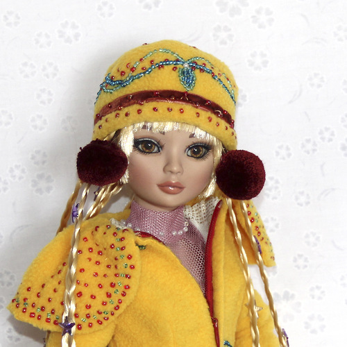 Фотографии куклы Элловайн Вайлд 5 от Тоннер / Tonner