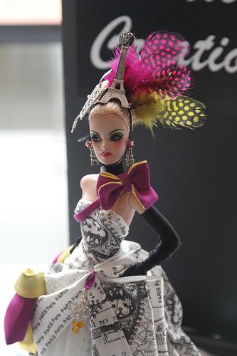 Парижский фестиваль фэшн-кукол 2014 (Paris Fashion Doll Festival - PFDF)