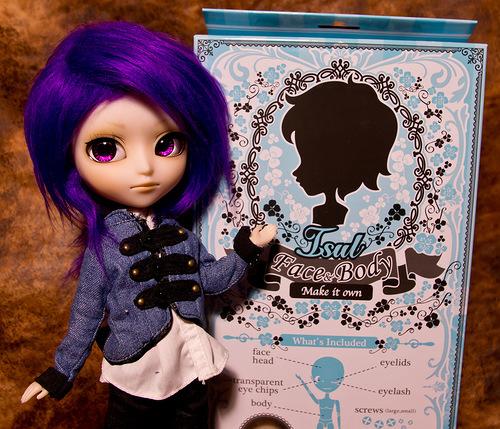 Создай свою уникальную куклу семейства Пуллип
