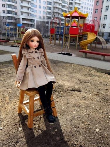 Фотографии куклы бжд Лонни от компании Иплхаус / Iplehouse