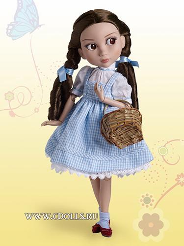 Волшебник Оз - куклы в честь юбилея