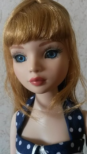 Фотографии куклы Элловайн Вайлд 6 от Тоннер / Tonner