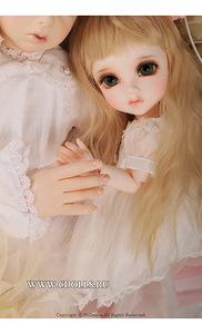 Сравнительные фотографии кукол бжд от Dollmore