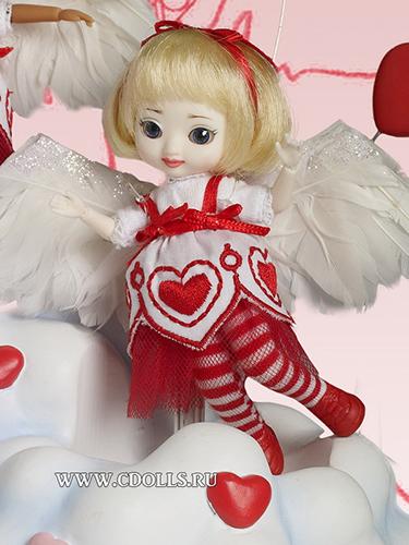 Новые куклы маленькой Амелии