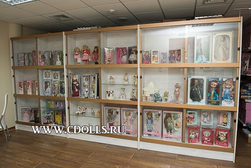 Организация коллекции. Оформление витрины