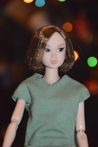 Фотографии куклы Момоко Проснись WUD 018 / Momoko