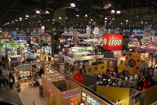 Выставка игрушек в Нью-Йорке 2015 / New York Toy Fair 2015