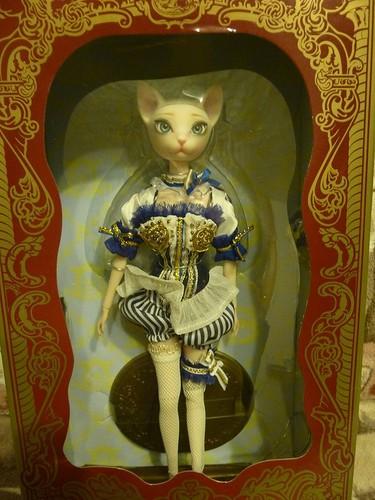 Фотографии куклы Саша Сорк / Sasha Sorc