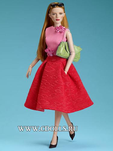 Как носить розовый? Слушаем советы фэшн-кукол