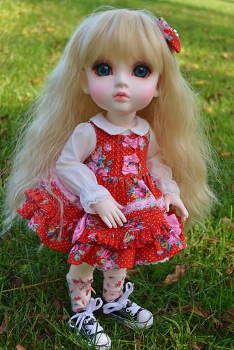 Бжд куклы от Dollmore – изящные и мечтательные