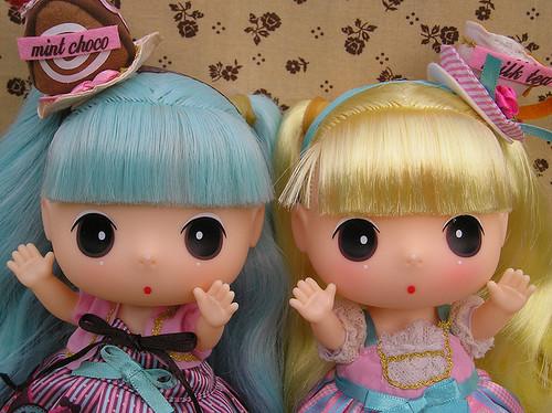 Милашки Дданг: корейские куклы-пупсы