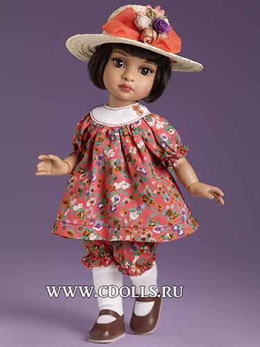 Новые куколки-девочки от Роберта Тоннера