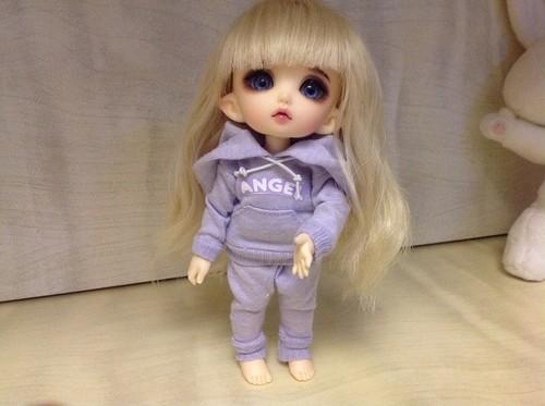Фотографии куклы бжд ПукиФи Мио от компании Фейриленд / Fairyland