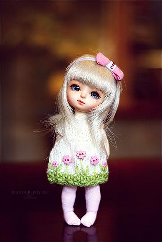 Куклы бжд от Латидолл – маленькие герои из детских сказок