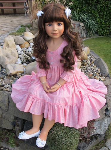 Как настоящие дети: большие куклы от Masterpiece Dolls