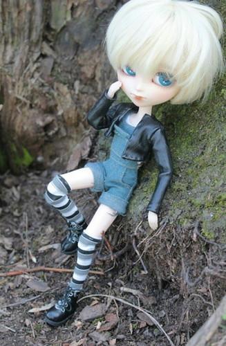 Фотографии куклы Исул Глен
