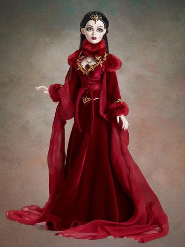 Новые куклы мира Эваджелин Гэстли