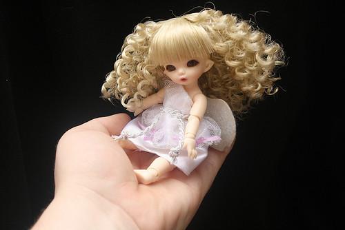 Из чего делаются куклы? Часть 2
