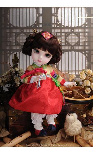 Новые куклы бжд от Доллмор