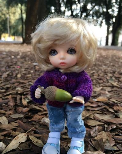 Фотографии куклы бжд ПукиФи Бонни от компании Фейриленд / Fairyland