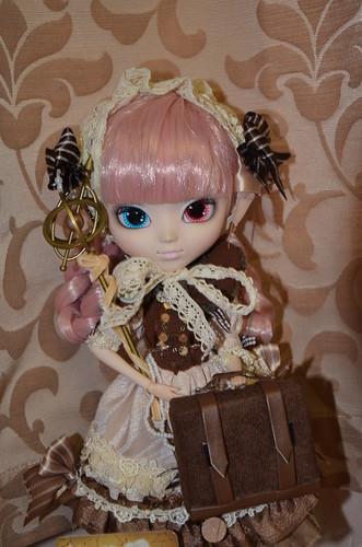 Фотографии куклы Пуллип Нелла Ретро Версия / Pullip