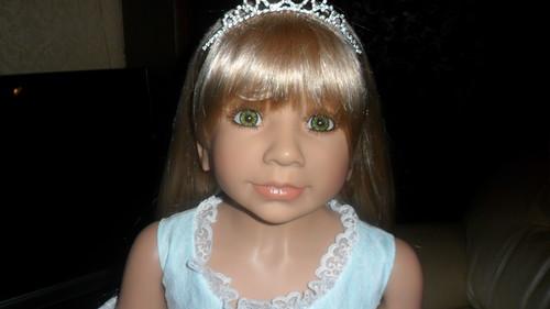 Фотографии куклы Золушка от Моники Левениг / Masterpiece