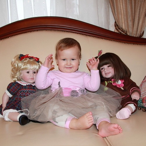 Фотографии куклы Адора Снова в школу и Адора Красивая тренировка