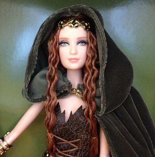 Фотографии куклы Барби Эльф из Далёкого леса