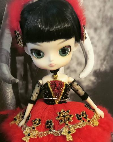 Фотографии куклы Дал Галла / Groove